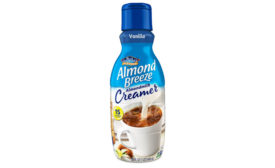 Blue Diamond Almond Breeze Almondmilk Creamer Vanilla
