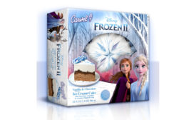 Carvel Rich Products Disney Frozen 2 ice cream cake
