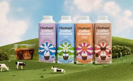 Chobani Dairy Creamers
