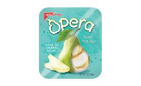 Crunch Pak Opera pear slices