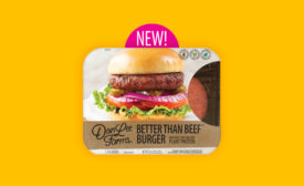 Don Lee Farms plant-based burger