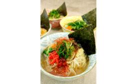 Fire Leaf Ramen sushi