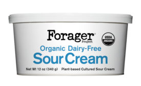 Forager organic dairy-free sour cream