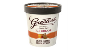 Graeters salted caramel choc chip