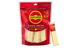 Jarlsberg cheese sticks