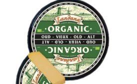 Landana organic aged cheese