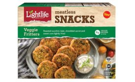 Lightlife Veggie Fritters