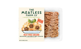 Meatless Farm patties