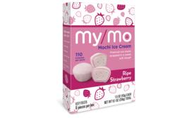 Mikawaya MyMo ice cream