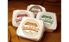 Minerva Dairy cinnamon honey butter