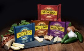 OldCroc flavored cheese
