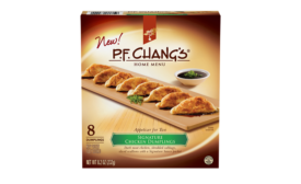 PF Changs chicken dumplings