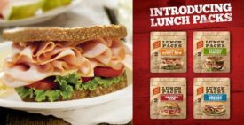 Patrick Cudahy lunch packs