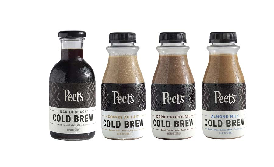 Peet S Coffee Creates Ready To Drink Cold Brew Coffee