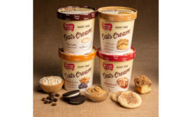Perry's Ice Cream Oats line
