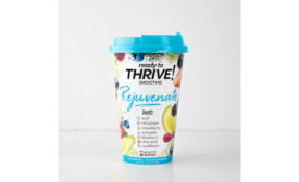 Ready to Thrive REJUVINATE smoothie