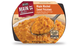 Reser's maple mashed sweet potatoes