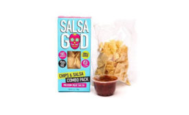 Salsa God Grab & Go Chips & Salsa Combo Pack