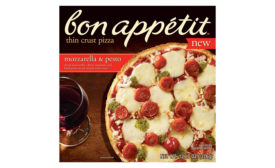 Schwan's Bon Appetit pizza