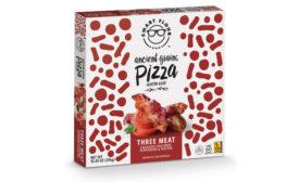 Smart Flour Three Meat pizza