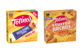 Totino's pizza sticks