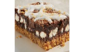 Tyson Foodservice Smores Brownies