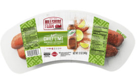 Tyson Hillshire Farm Chili Lime smoked sausage