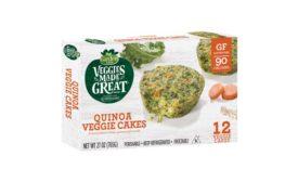 Veggies Made Great Quinoa veggie cakes