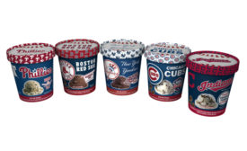 Verus International MLB ice cream