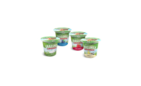 Organic Valley single-serve cups