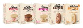 Aldens Organic frozen novelties