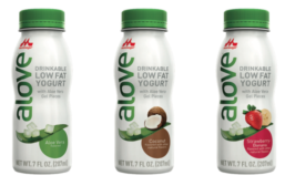 Alove Drinkable yogurt