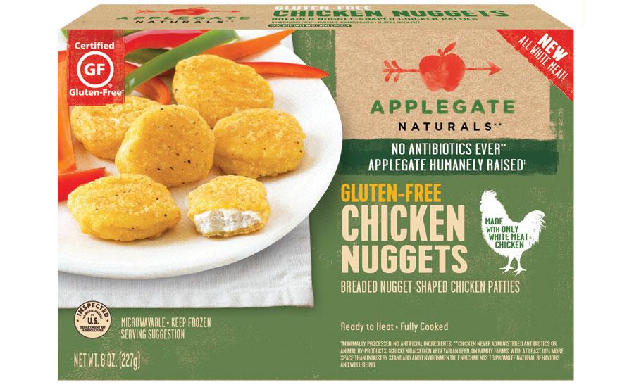 100 White Meat Chicken Nuggets 2018 09 05 Refrigerated Frozen