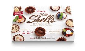 Athens Foods phyllo ChocShell