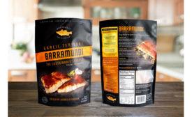 Australis GarlicTeriyaki Barramundi