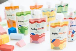 BabyMunch baby food pouches