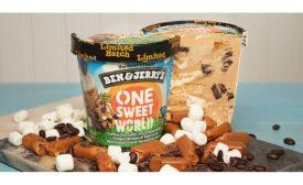 Ben & Jerrys One Sweet World