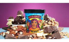 Ben & Jerry's PeCAN Resist