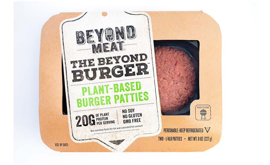 Beyond Meat, Sysco ink exclusive deal
