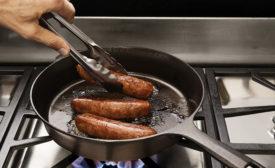 Beyond Sausage Skillet Lifestyle