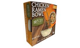 Blount Fine Foods chicken ramen
