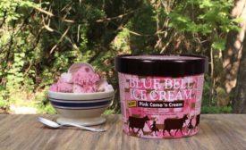 Blue Bell Pink Camo n Cream