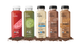 Bolthouse Farms 1915 Organic Proteins Juices Family Shot