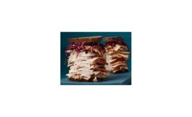 Butterball Foodservice sliced turkey