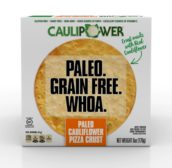 CAULIPOWER paleo crust