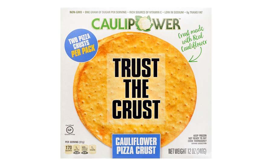 Cauliflower Crust Pizza 2017 06 23 Refrigerated Frozen