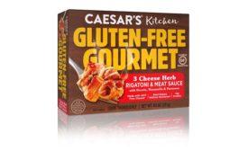 Caesar's gluten-free gourmet