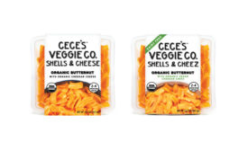 Cece's Veggie shells and cheez