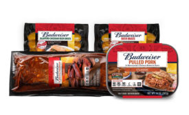 Coleman Natural Budweiser meat