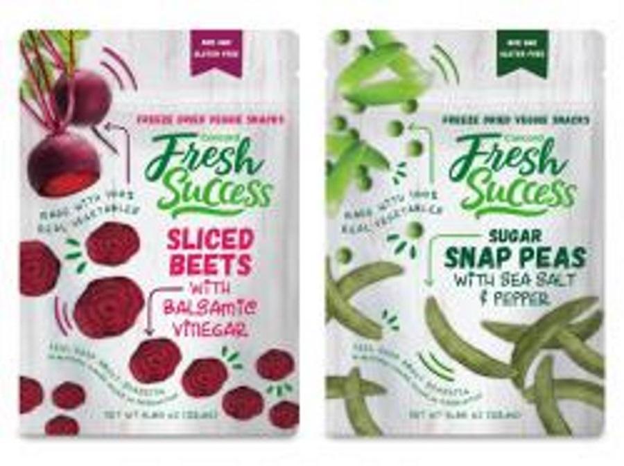 Freeze Dried Vegetable Snacks